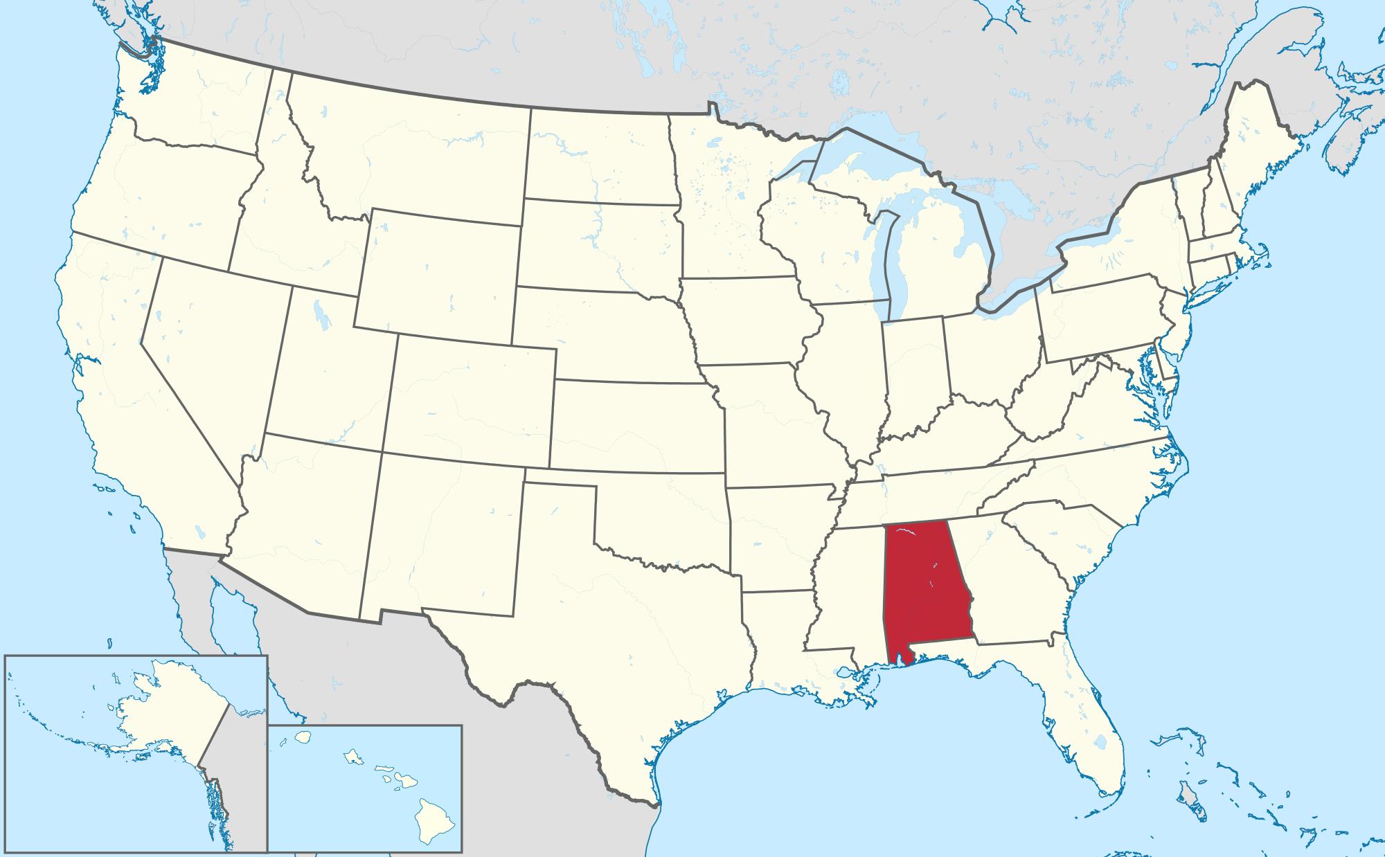 Alabama VIN Check