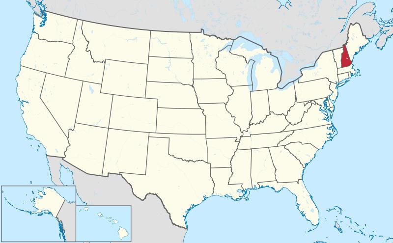 New Hampshire VIN Check