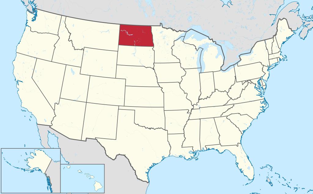North Dakota VIN Check