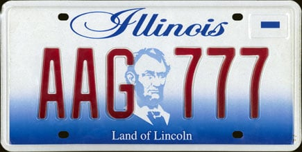 Free Vehicle History Report By Vin >> Free Illinois License Plate Lookup | Free Vehicle History ...