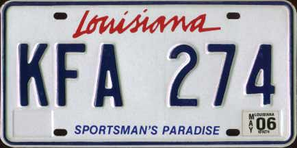 Vin Owner Lookup >> Free Louisiana License Plate Lookup | Free Vehicle History | VinCheck.info