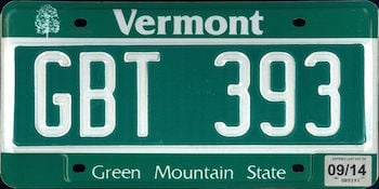 Free Vermont License Plate Lookup Free Vehicle History Vincheck Info
