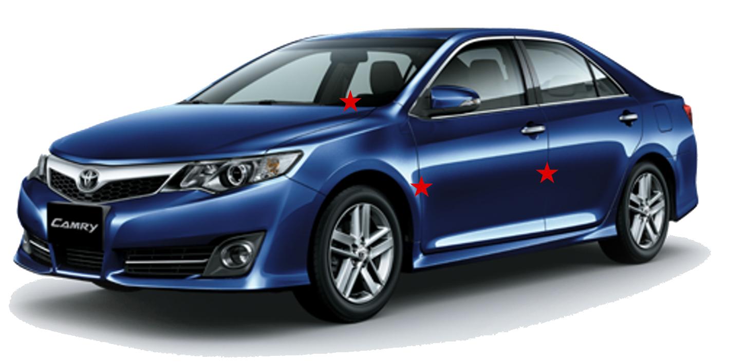 Toyota VIN Recall Check