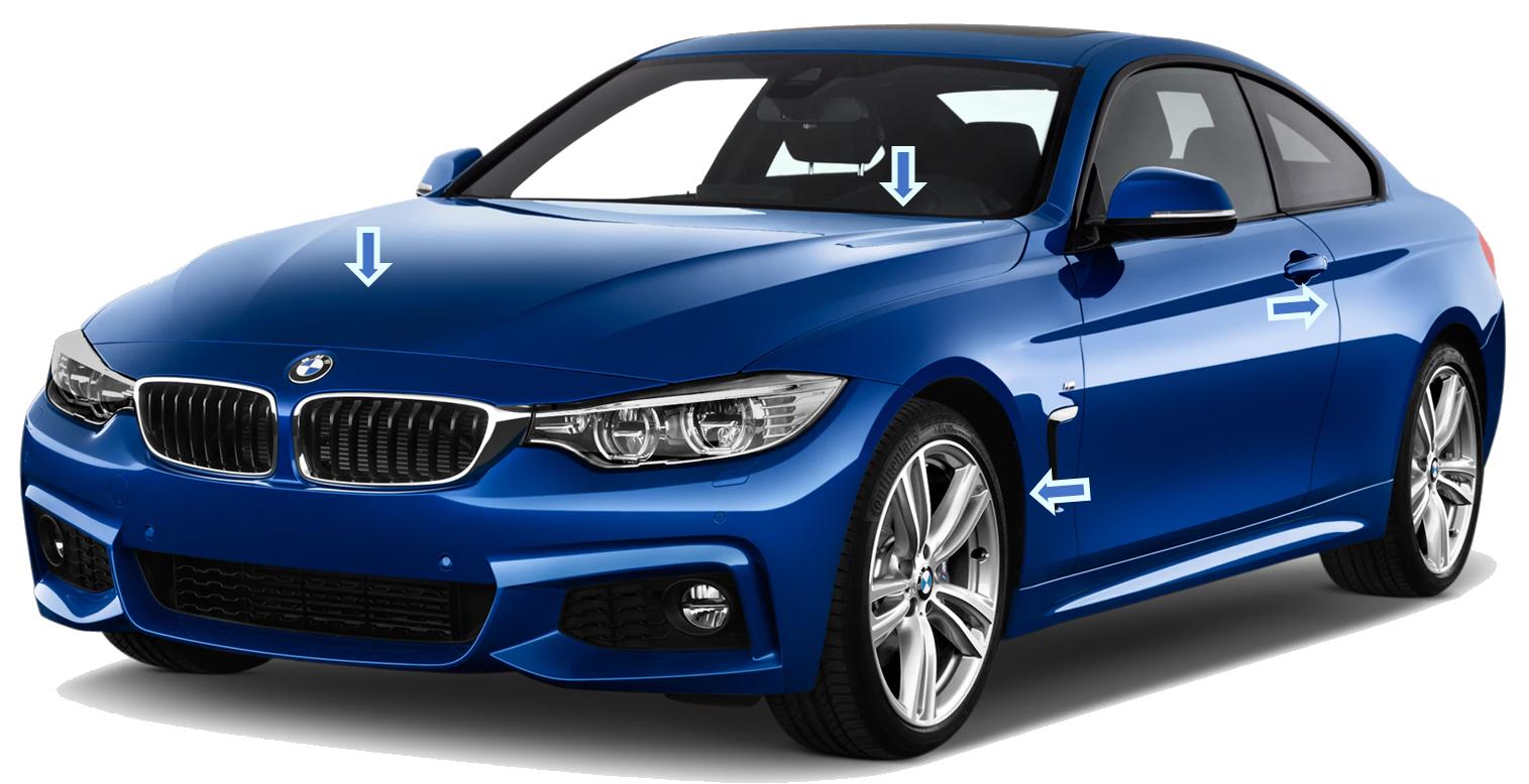BMW recalls