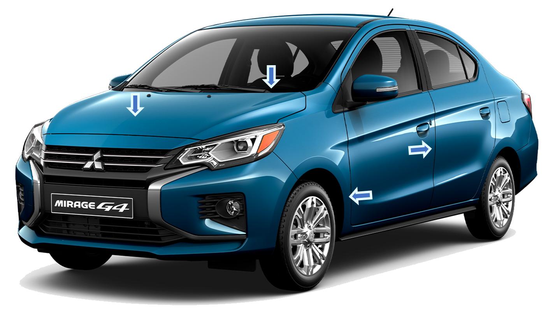 Mitsubishi recall