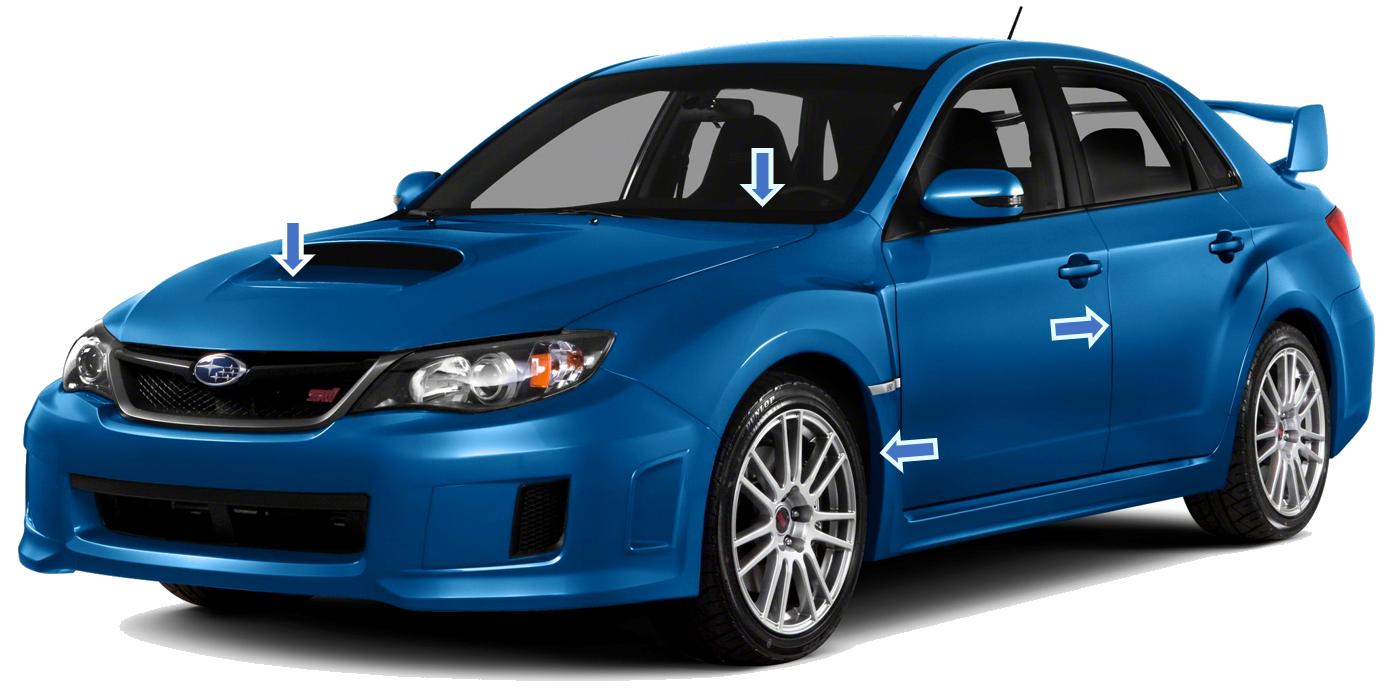 Subaru Recall