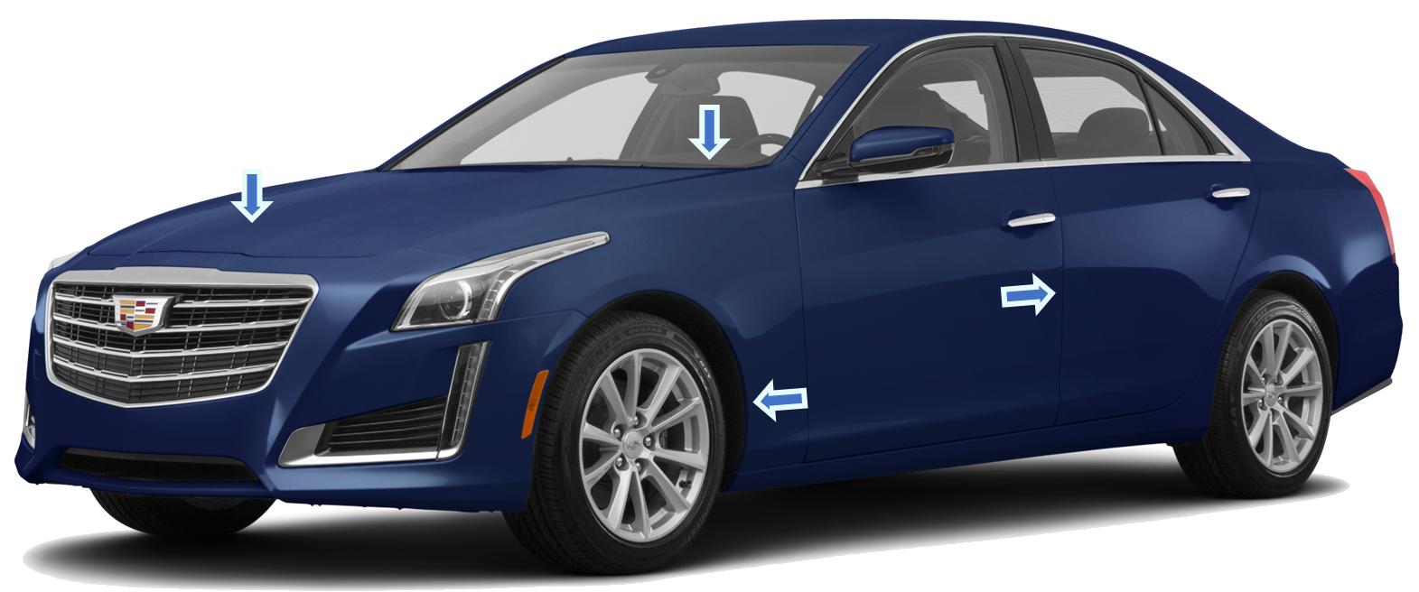 Cadillac recalls
